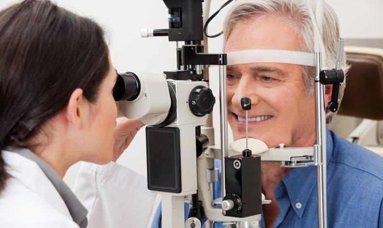 Консультація офтальмолога та базовий огляд