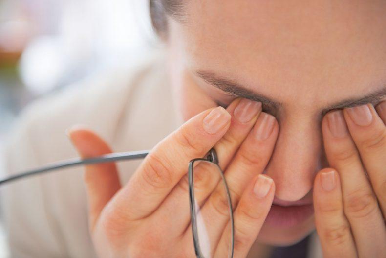 Синдром сухого ока (ССО)