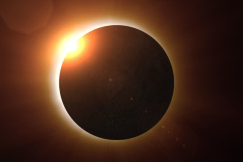 Як спостерігати за сонячним затемненням