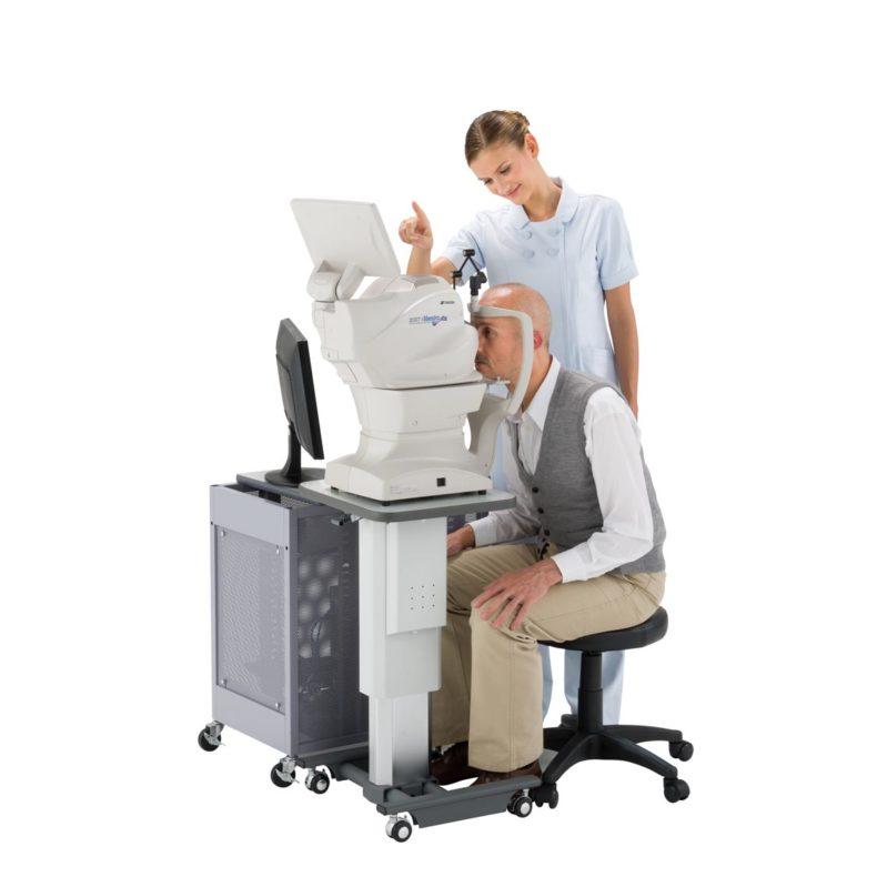 Оптична когерентна томографія (ОКТ)